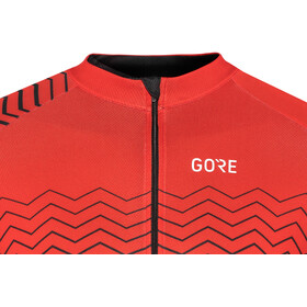 GORE WEAR C3 Jersey Herren red/black